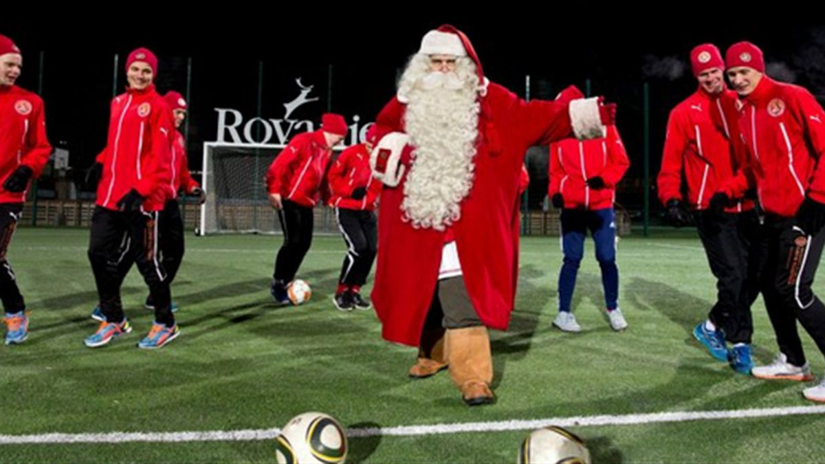 Santa Claus Football Club