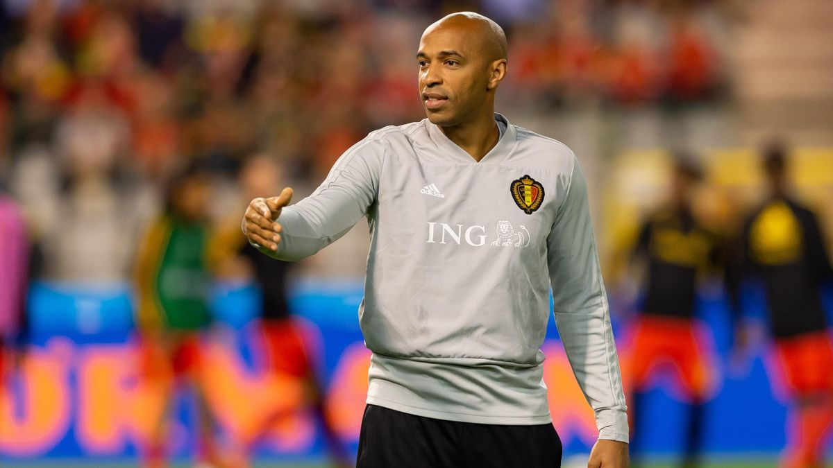 Thierry Henry wird wieder Co-Trainer bei der belgischen Nationalmannschaft