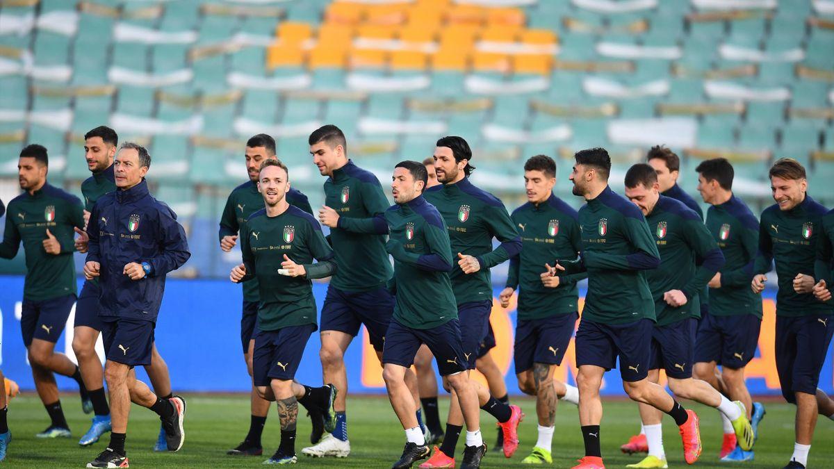 La Nazionale Italiana, 2021