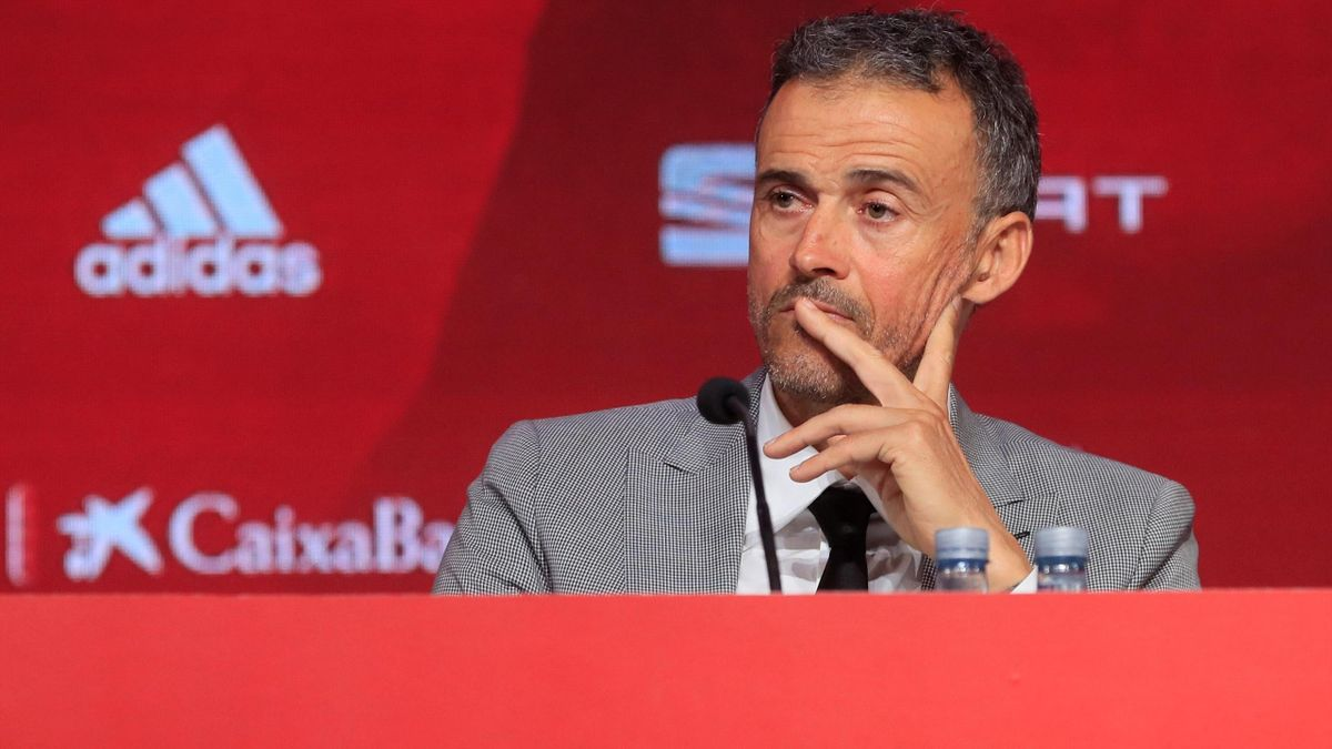 Luis Enrique is back to spanish national team