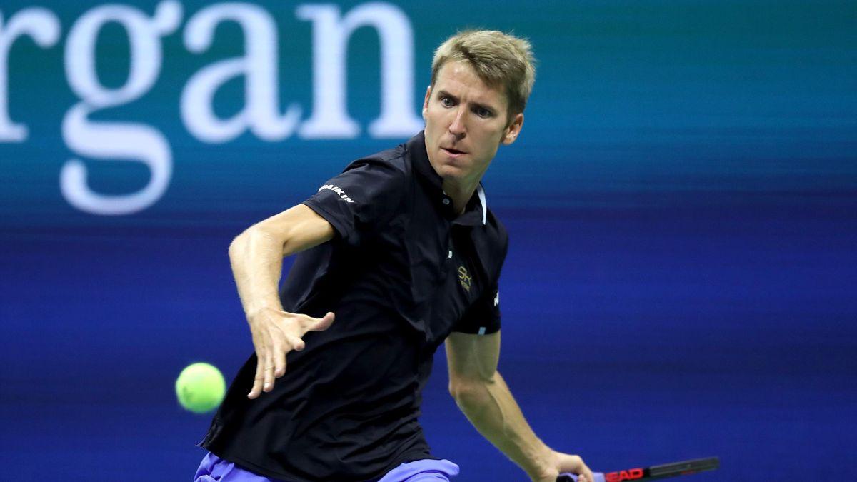 Cedrik-Marcel Stebe in Stockholm im Viertelfinale