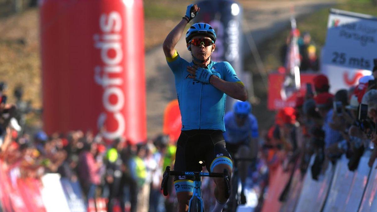 Volta ao Algarve - Miguel Angel Lopez win the satge 4