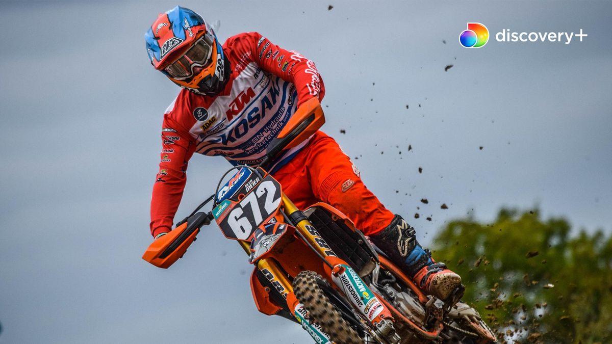 Glen Meier også at finde i VM i motocross 2021. Foto: Mikkel Wendelboe