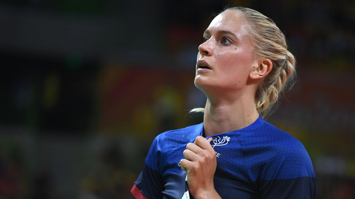 Manon Houette (équipe de France)