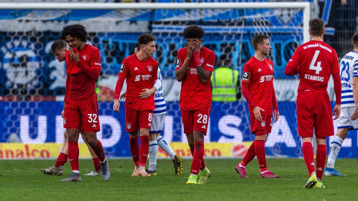 Darf Bayern München 2 In Die Zweite Liga Aufsteigen