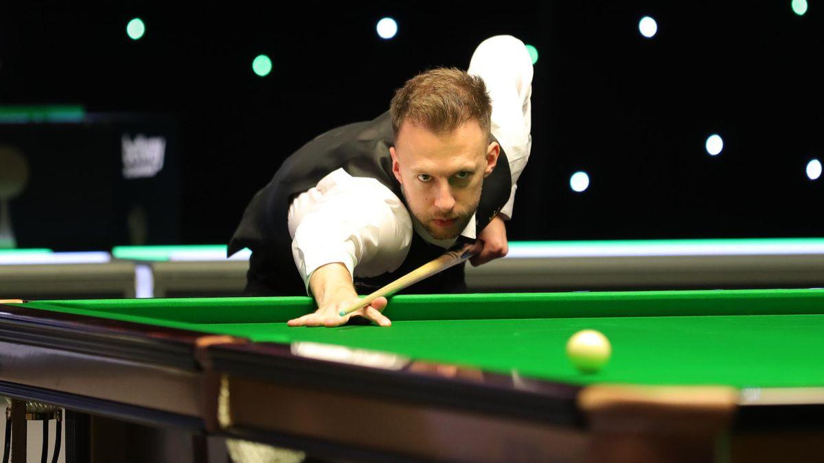 Judd Trump during the UK Championship final
