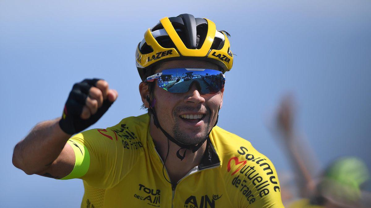 Tour de l'Ain - Stage 3 - Interview Roglic