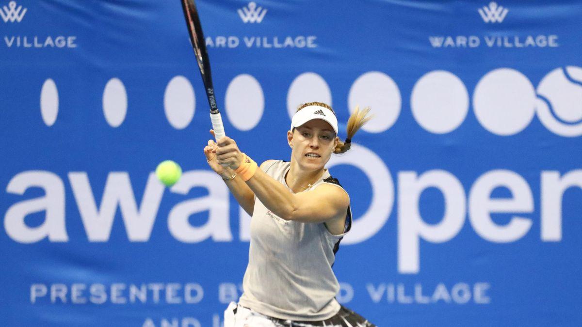 Angelique Kerber (Hawaii Open 2019)