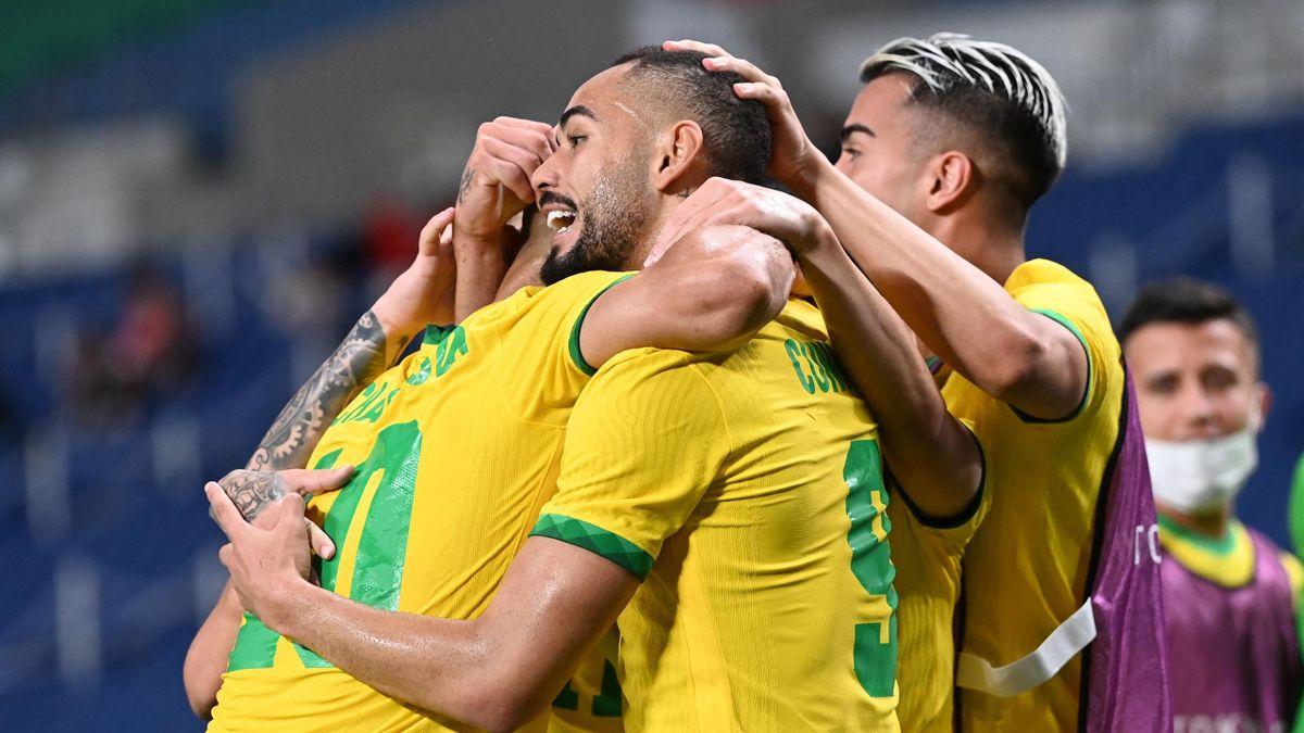 Brazil v Egypt