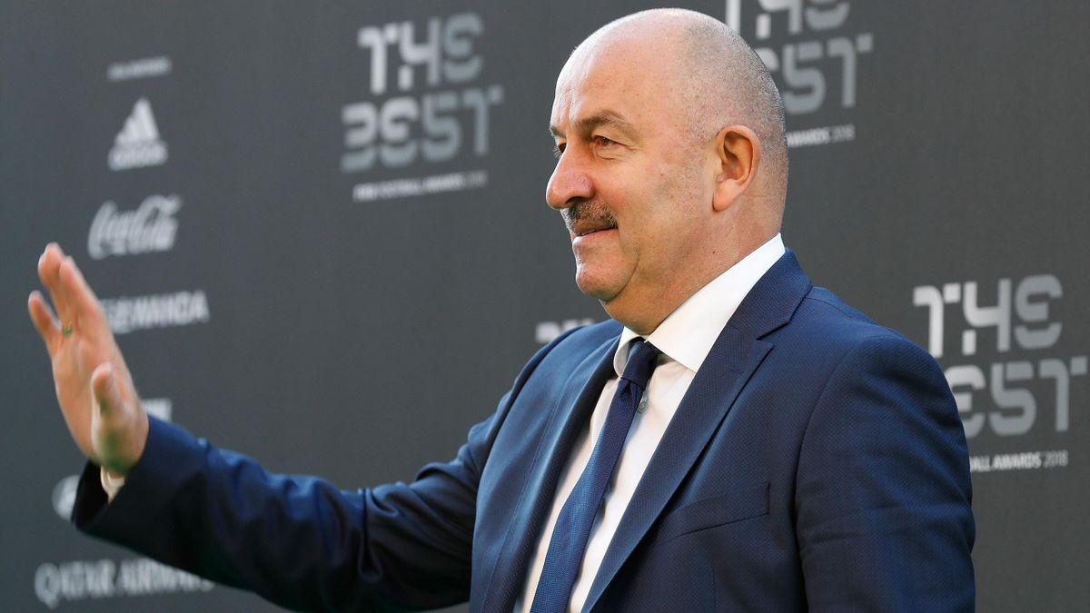 Станислав Черчесов, The Best FIFA Football Awards