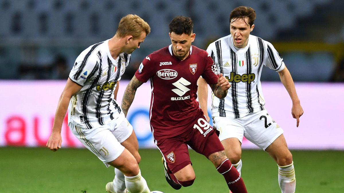 Torino-Juventus, 2021