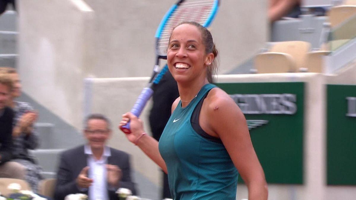 French Open : HLTS Putintseva vs Keys