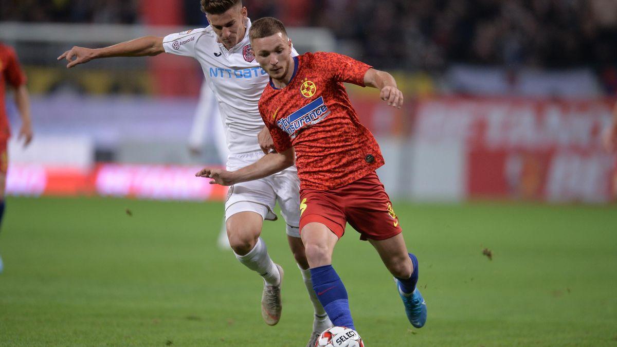 FCSB - CFR Cluj 0-0 (Liga 1)