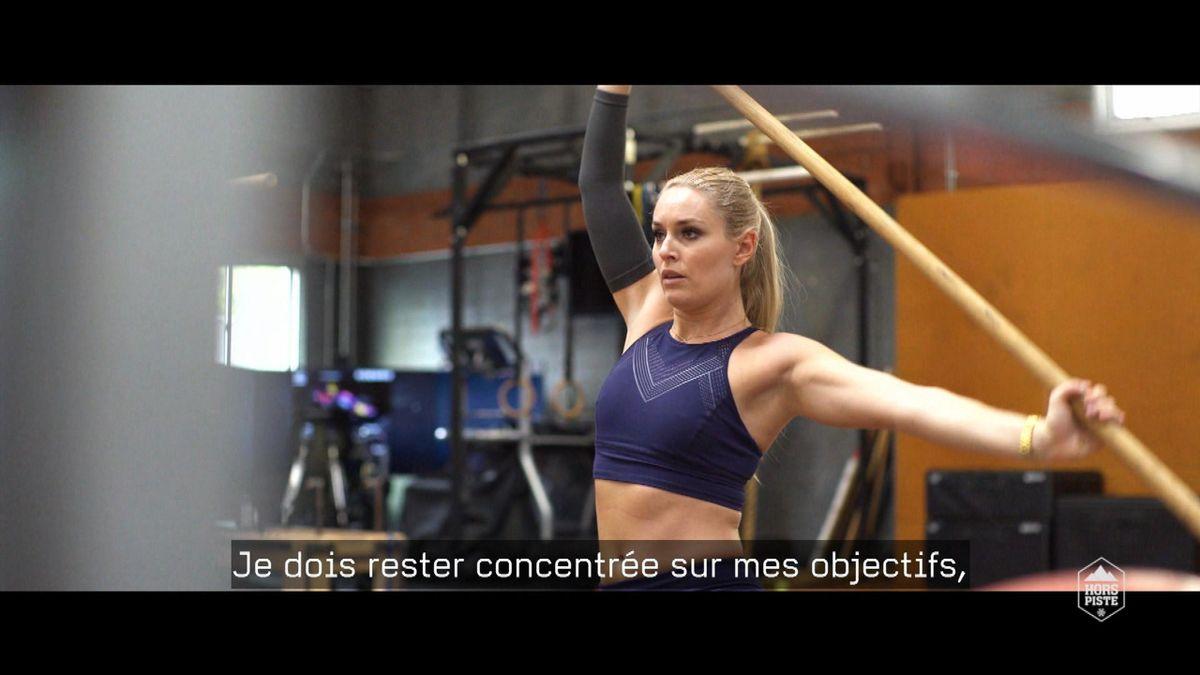 "Lindsey Vonn ""Chasing History"" pour FR"
