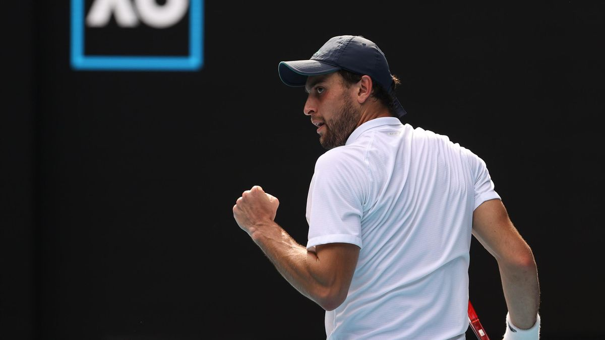 Aslan Karatsev, la gran sorpresa del Open de Australia 2021