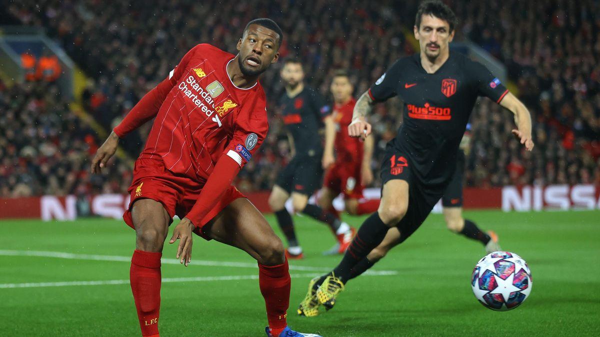 FC Liverpool - Atlético Madrid