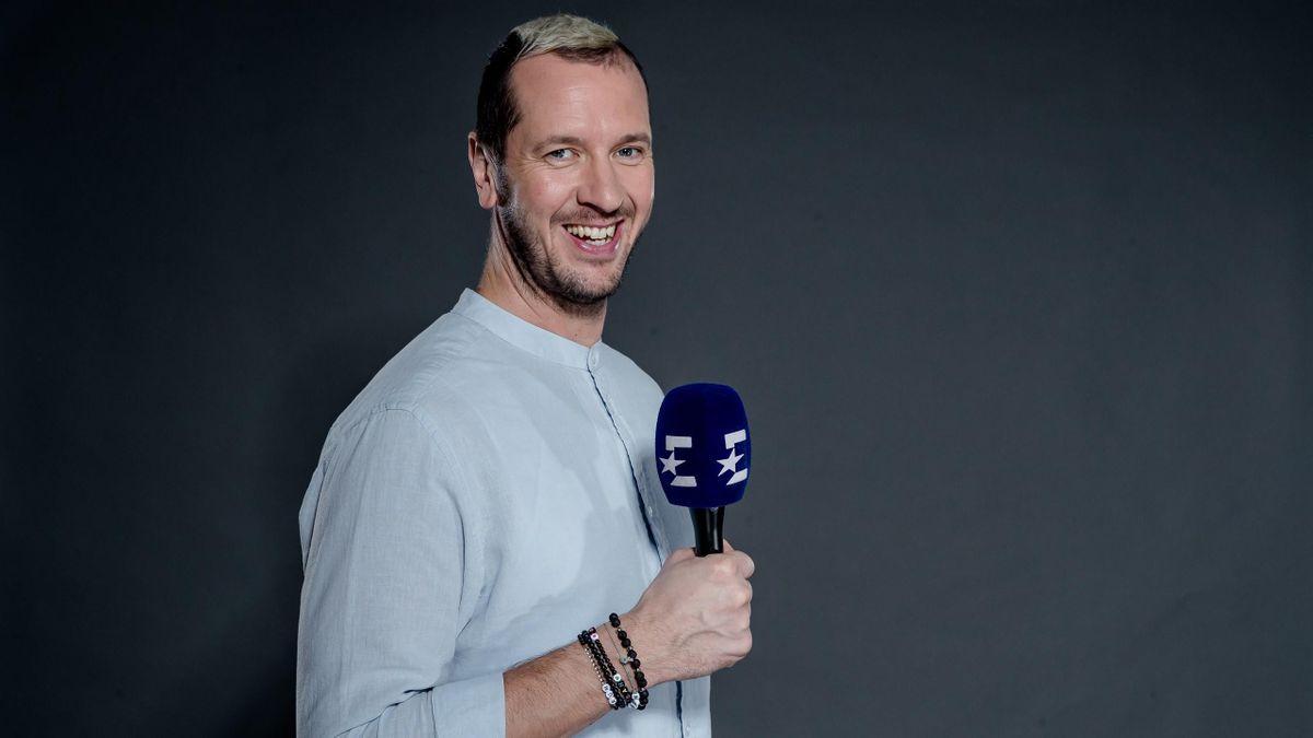 Eurosport Handball-Experte Pascal Hens