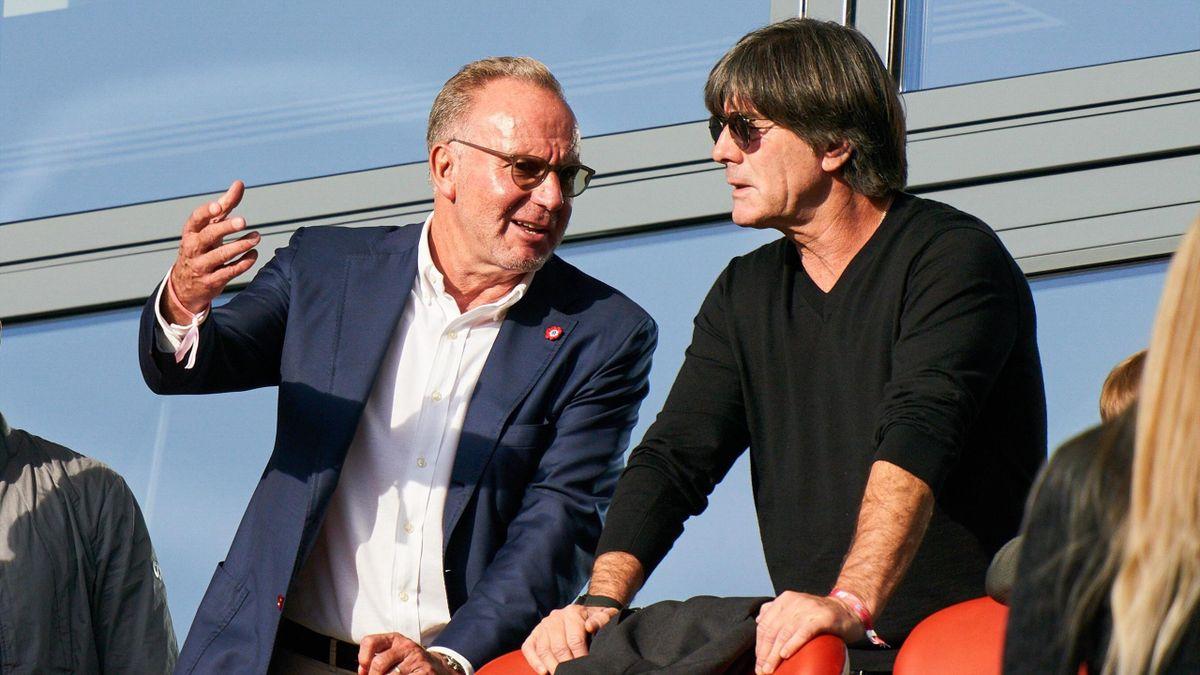 FC Bayern: Rummenigge attackiert Löw und Bierhoff - Eurosport