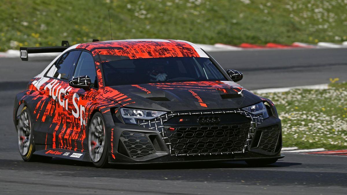 Audi RS3 LMS TCR második generáció