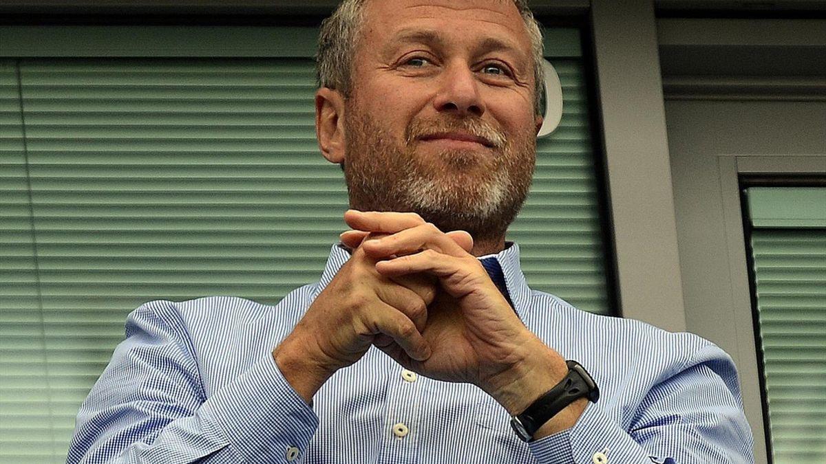 Roman Abramovich, patronul lui Chelsea