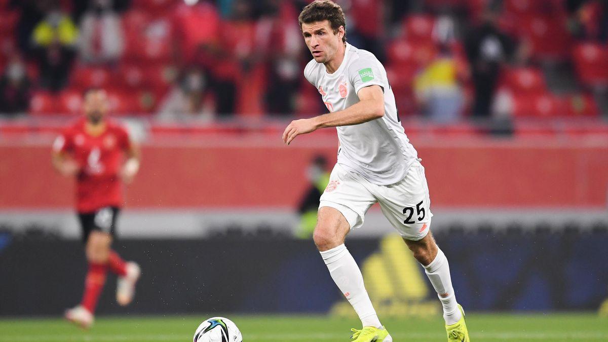 Bayern-Star Thomas Müller wurde während der Klub-WM positiv auf das Coronavirus getestet