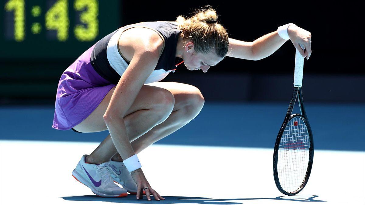 Petra Kvitova - Australian Open 2021