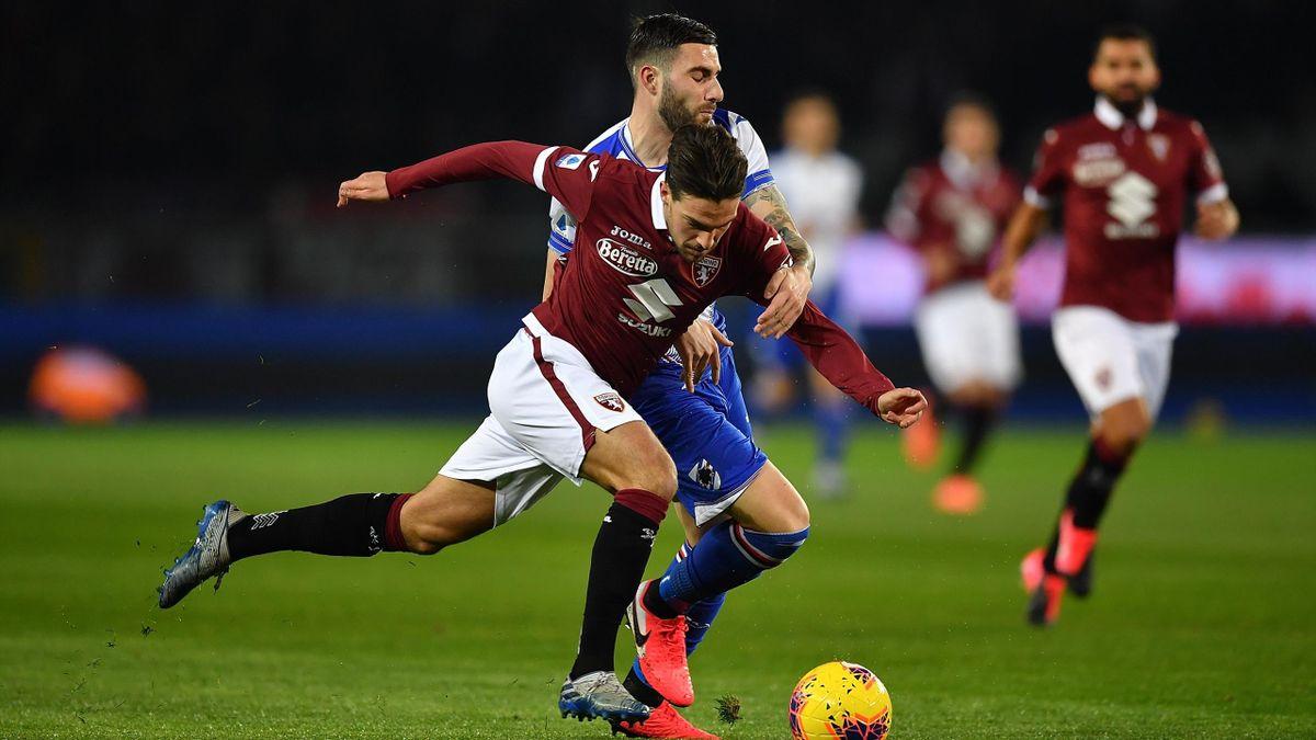Verdi, Murru - Torino-Sampdoria - Serie A 2019/2020 - Getty Images