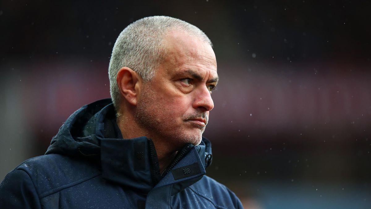 José Mourinho von den Tottenham Hotspurs