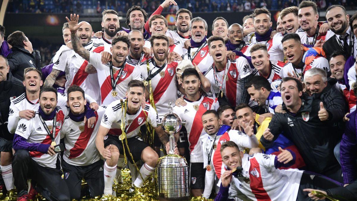 River Plate célèbre son quatrième sacre en Copa Libertadores