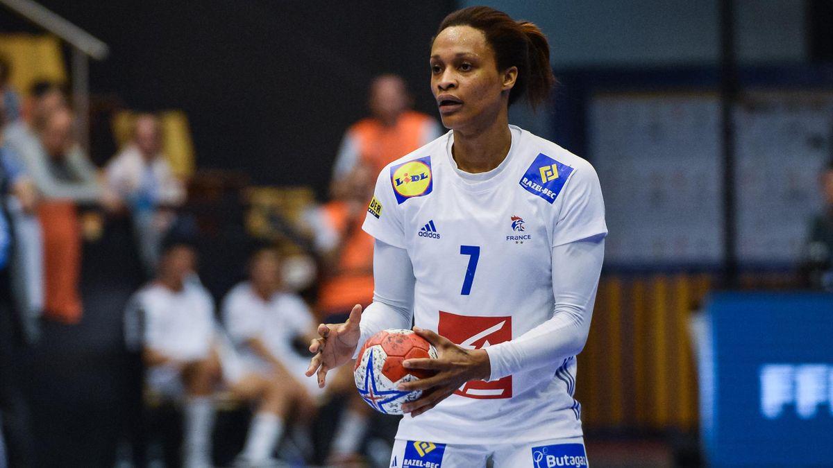 Allison Pineau (Equipe de France de handball)