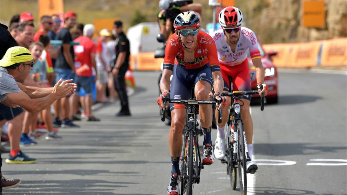 Teuns - stage 6 Vuelta 2019 - Getty Images