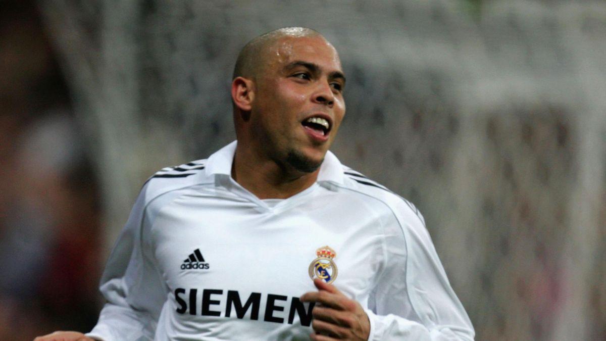 Роналдо («Реал»)
