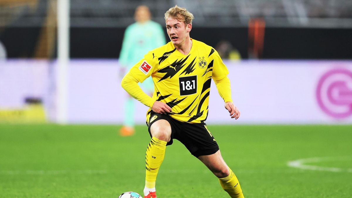 Julian Brandt / Borussia Dortmund