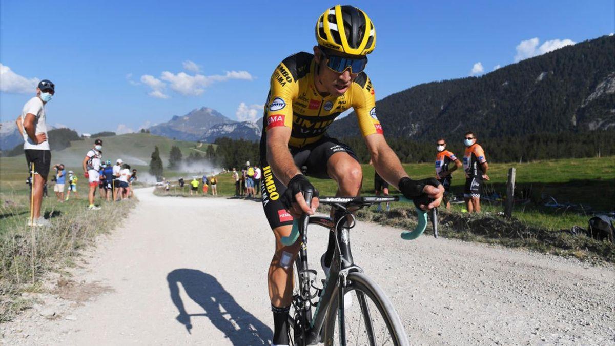 Wout van Aert - Tour de France 2020, stage 18- Getty Images