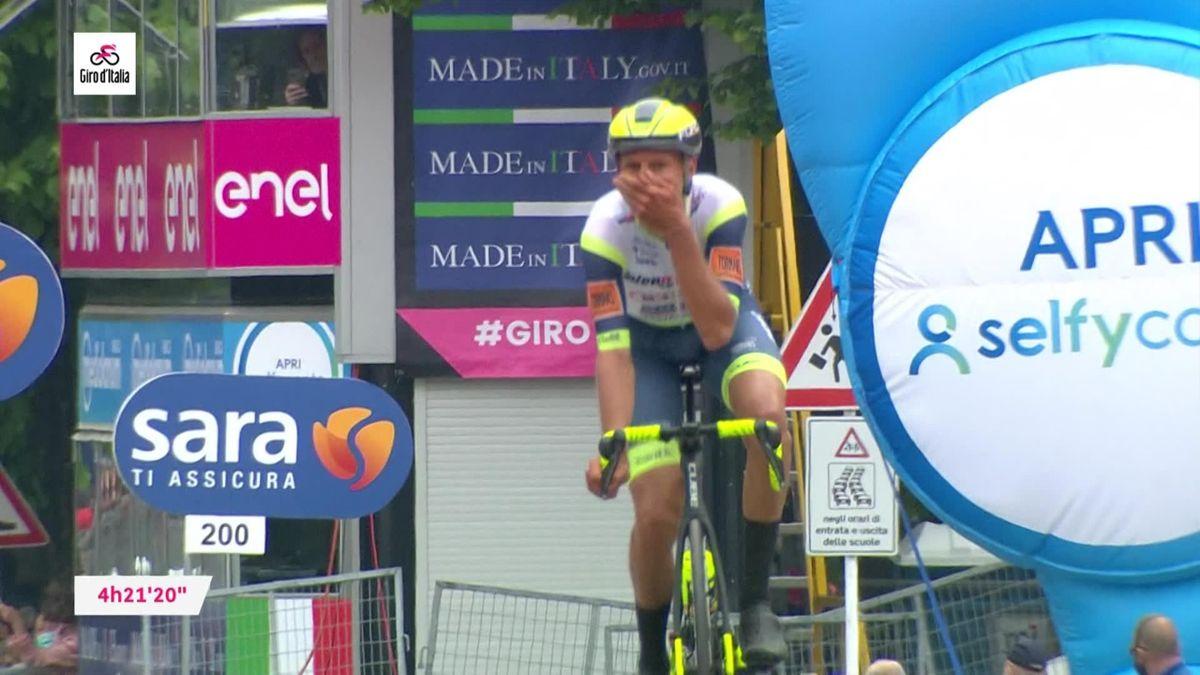 Giro d'Italia : Highlights stage 3 - shorts