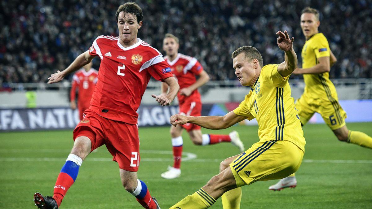 Russland Uefa