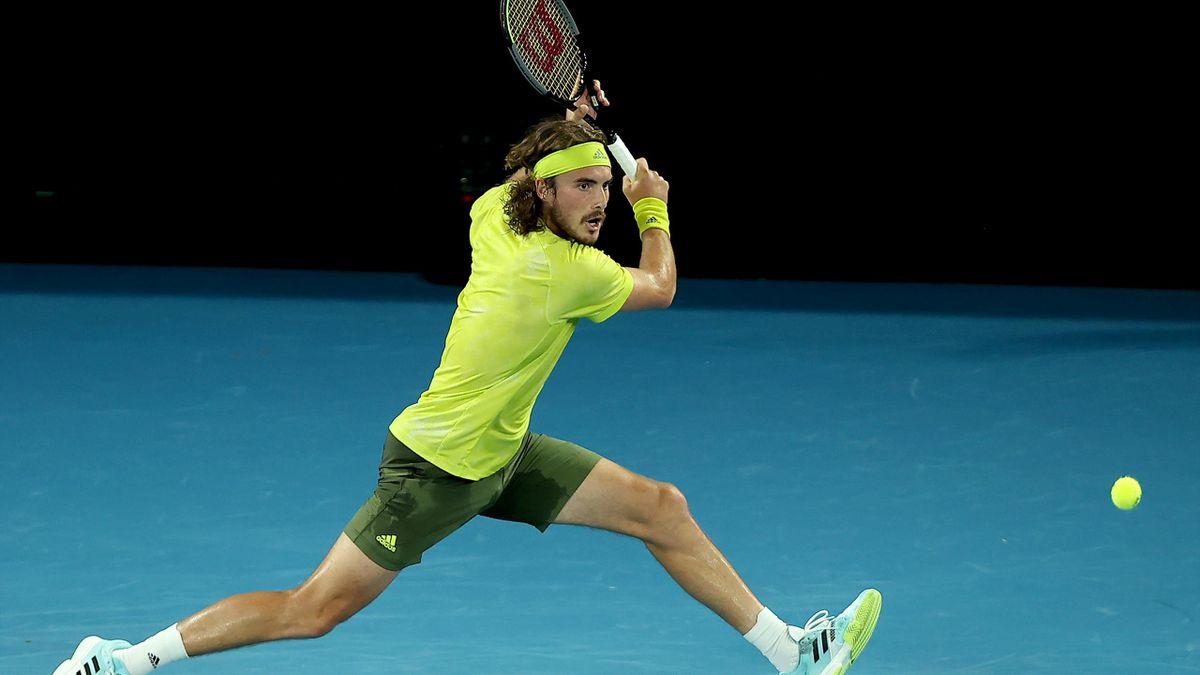 Stefanos Tsitsipas (Australian Open 2021)