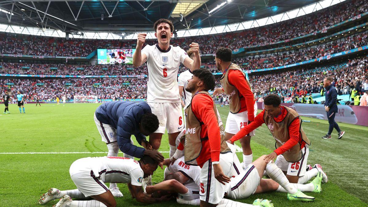 England vs Germany, Euro 2020