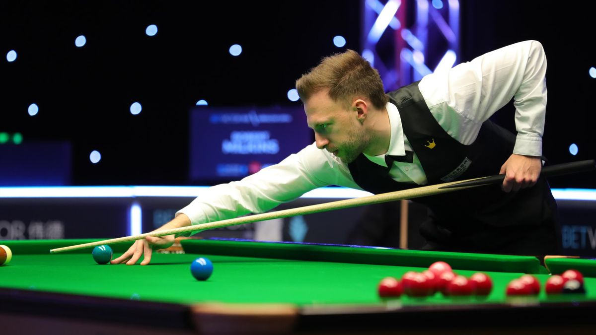 Judd Trump at the Gibraltar Open (World Snooker)