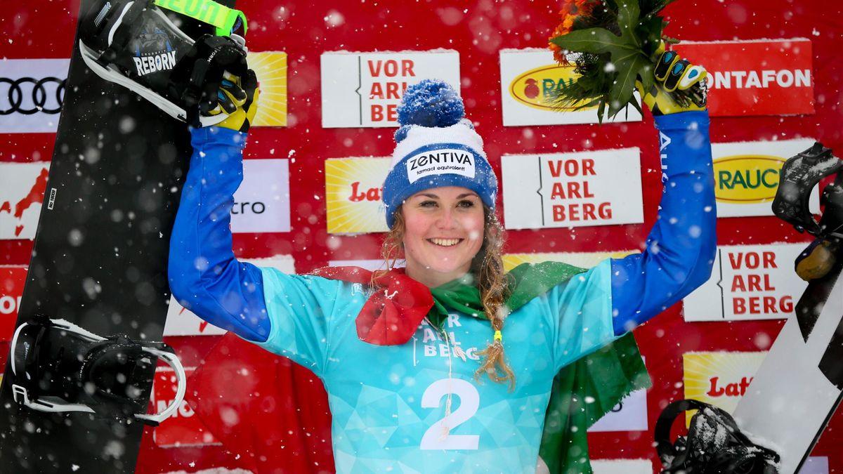 Michela Moioli, Snowboard, Getty Images