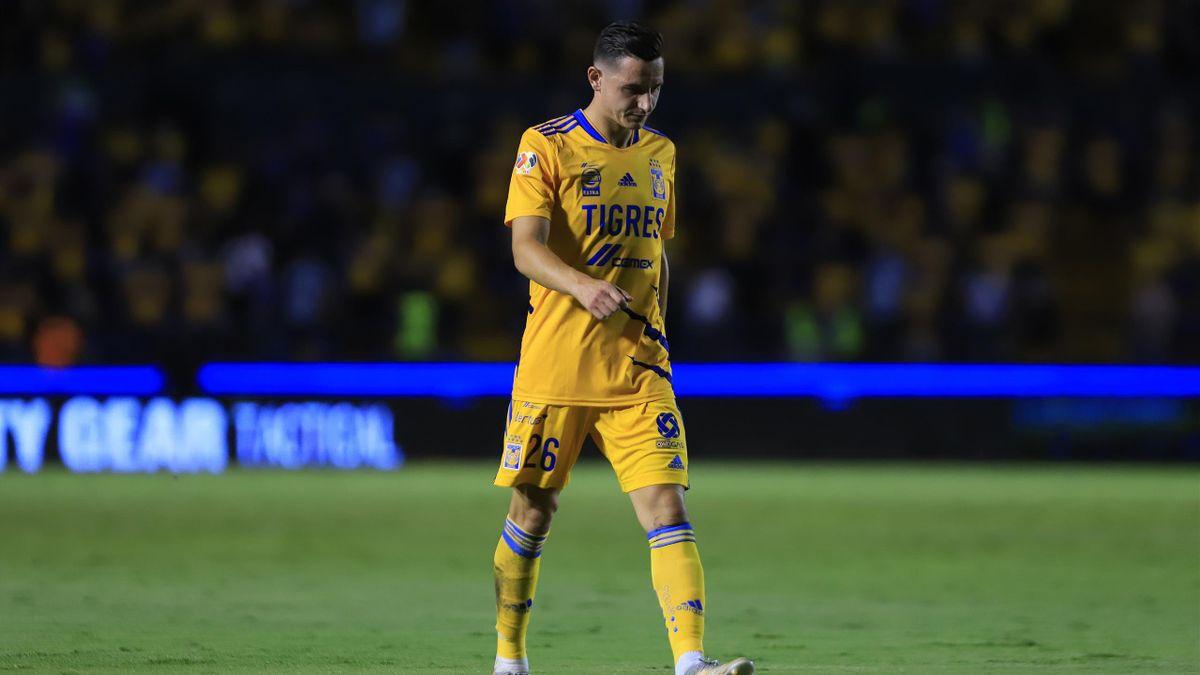 Florian Thauvin expulsé pour sa première avec les Tigres