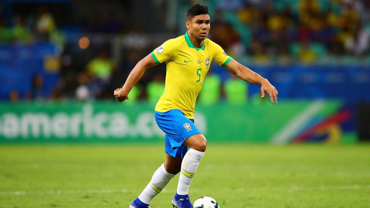 Casemiro - Copa Brasil