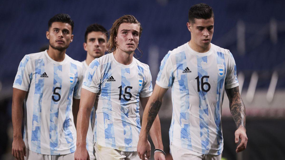 Argentinien ist nach dem 1:1 gegen Spanien aus der Vorrunde ausgeschieden.