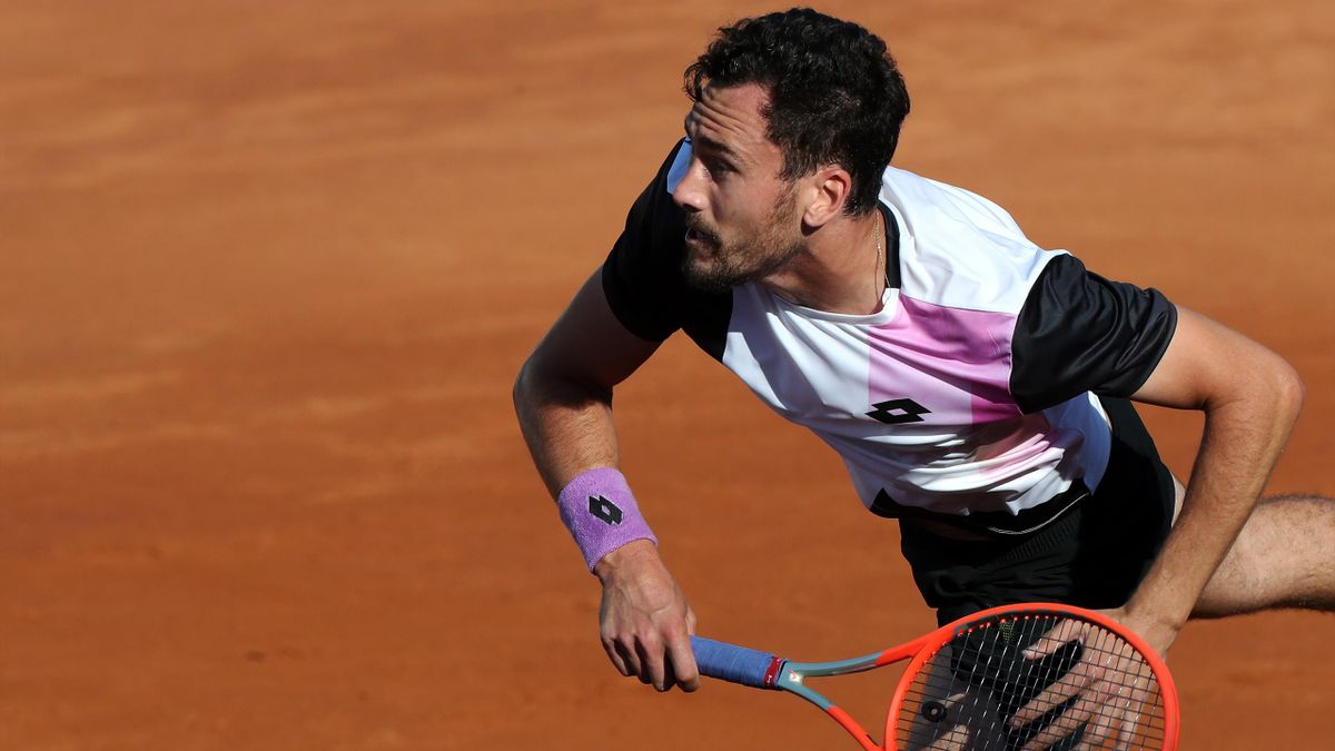 Gianluca Mager | Tennis