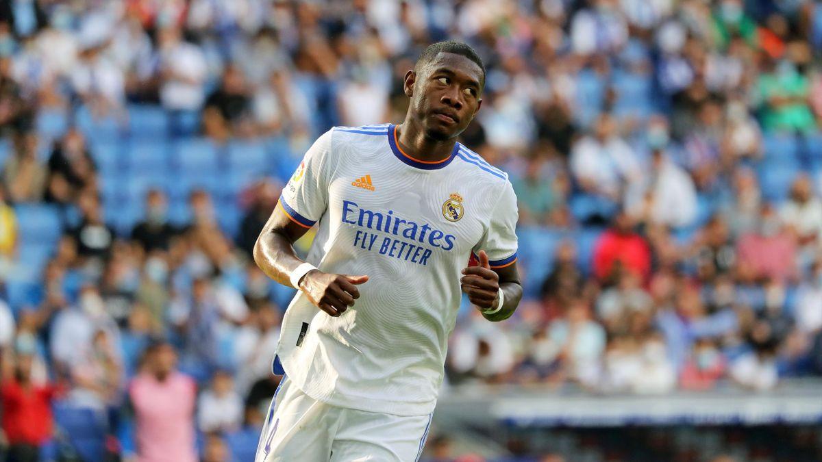 David Alaba - Real Madrid