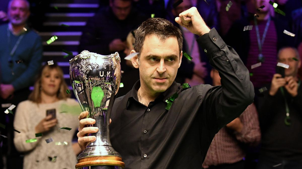 Snooker-Vodcast | Ronnie O'Sullivan | Great Matches and Moments