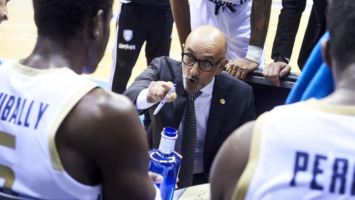 Frank Vitucci, allenatore Happy Casa Brindisi 2020-21