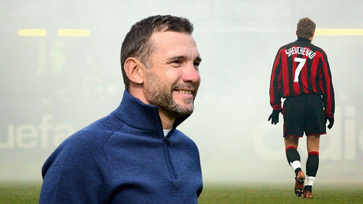 """Shevchenko: """"Allenatore del Milan? Vediamo, lo spero"""""""