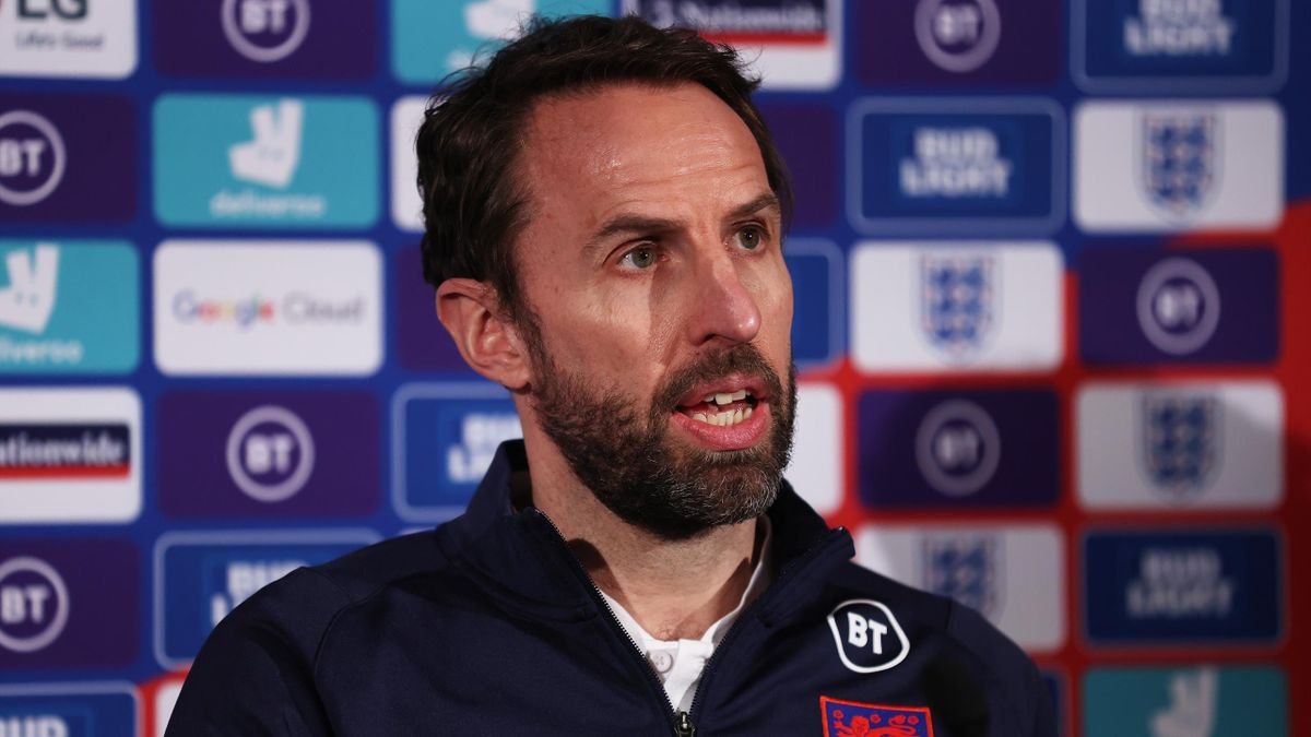 England manager Gareth Southgate will take charge of his 50th game for England against San Marino