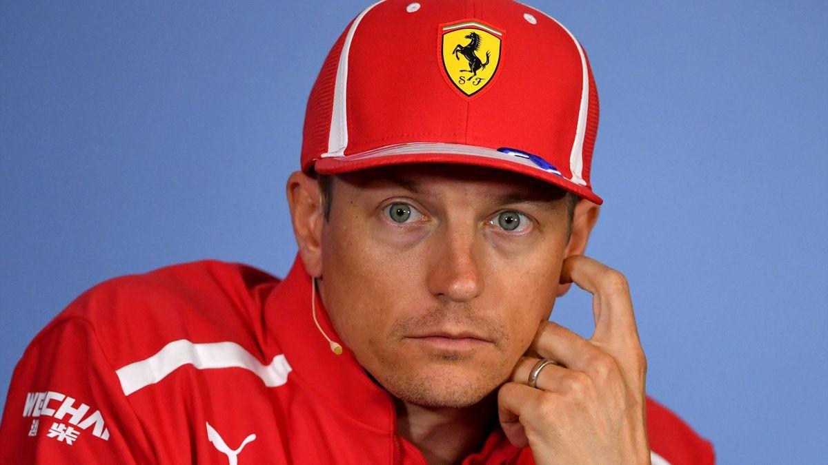 Kimi Räikkönen (Ferrari) - GP of Austria 2018